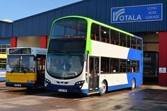 Preston bus - BJ15 TWK (Solenteer) Tags: volvo aston gemini2 rotala wrightbus prestonbus b5tl bj15twk