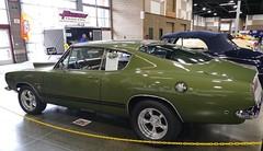 1968 Plymouth Barracuda (bballchico) Tags: 1968 plymouth barracuda 440 garypatterson sherylpatterson northwestrodarama 206 washingtonstate