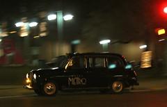 LTI FX4 (SPV Automotive) Tags: black london classic car cab taxi fx4 lti