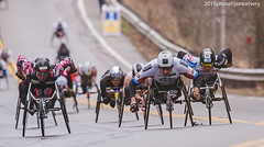 JSM_3748wheelchair_m1jsm (JayEssEmm) Tags: boston marcel hug marathon wheelchair ernst running run mens van hopkinton dyk bostonmarathon 2015 mcelvery jsmcelvery