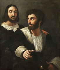 intergalacticauthor: sashaforthewin: steveebuck: (1520) raphael, self portrait with a friend (2013) oscar isaac You guys need to stop outing immortals like this. Theyll admit it when theyre ready to I wonder if he misses his friend from 1520 Remember th (medievalpoc) Tags: art history love oscar isaac these omg immortals i