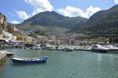 Castellammare del Golfo - vista dal porticciolo (costagar51) Tags: italy italia mare natura sicily sicilia trapani castellammaredelgolfo anticando