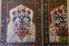 Wall painting at Vank Cathedral (T   J ) Tags: nikon iran d750 yazd teeje nikon2470mmf28
