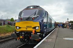 68025 at Kidderminster (Adam McMillan Railway Photography) Tags: cat railway loco spanish preserved gala svr lul kidderminster drs 68025
