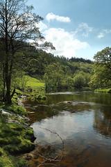 River Dee, Llantysilio. (Mat Price) Tags: trees water dpp riverdee llantysilio canon1740mm afondyfrdwy cokinndgradfilter canon70d cokinpolarizingfilter