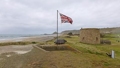 Channel Islands Military Museum The museum is housed in a former German bunker which once formed part of Hitler's Atlantic Wall defences. (Bogger3.) Tags: sea beaches jersey unionflag channelislands germanbunker stouen militarymuseum enigmamachine gunroom ventilationroom panasonicdmcfs35 atlanticwalldefences
