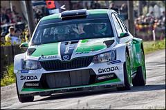 Skoda Fabia R5 (Pavel Vanka) Tags: speed rally czechrepublic rallye motorsport skoda fabia rallycar rallysport rallying r5 klatovy skodafabia rallyesumava skodafabiar5