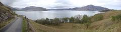 Panorama (Simon Varwell) Tags: knoydart airor