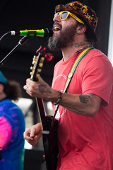 Bayou Boogaloo 2016 - Billy Iuso & Restless Natives