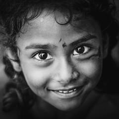Happy.. (nshrishikesh) Tags: chennai thiruneermalai portrait portraits 121clicks 11 souls soulful blackandwhitephotography blackandwhite black white photography photographer photowalk