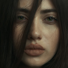 How i needed you (AliArabzadeh) Tags: portrait girl model art fine photoshop retouch emotion people eyes closeup face natural light inspiration
