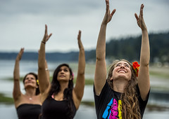 HULA ON THE PURDY SPIT (David Montesino) Tags: longbranchwashington keypeninsula purdy hula tacoma washington usa