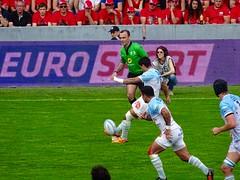 DSC00719 (melobatz) Tags: rugby ernest finale stade wallon prod2 aviron aurillacois boayonnais