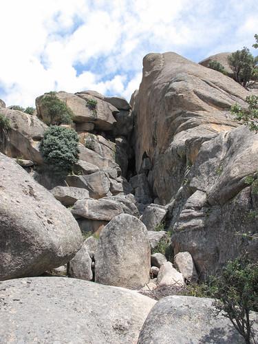 Cueva del Ave María