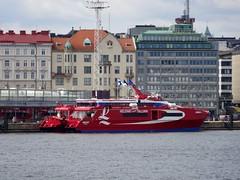 Linda Line ferry Helsinki - Tallinn