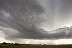 Outflow dominant (ianseanlivingston) Tags: oklahoma thunderstorm outflow supercell weather cloud stormchasing