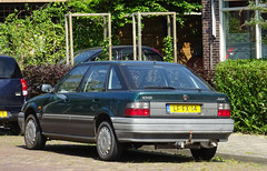 1995 Rover 214 SI (peterolthof) Tags: lffx14 rover 214 peterolthof