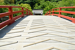 1Murouji Temple (anglo10) Tags: bridge japan temple