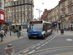 Stagecoach in South Wales 47207 (Welsh Bus 16) Tags: southwales newport solo stagecoach optare 47207 cn05ktd