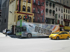 Star Trek Beyond - The Bus 2165 (Brechtbug) Tags: show street new york city nyc fiction bus film television trek computer movie poster star tv jj theater mr theatre manhattan district space rip ad broadway science double billboard midtown sidewalk ave captain spock scifi series beyond anton 1960s avenue abrams 8th futuristic kirk generated 45th decker the 2016 standee standees yelchin 07042016