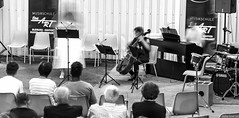Musicians (stefangrauf-sixt) Tags: music white black nikon outdoor piano cello d5500