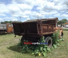 Chevy C60 Dump Truck (dfirecop) Tags: auto pennsylvania dumptruck pa chevy vehicle carlisle 1100 c60 autosales harrisburgpike dfirecop lwmentzer