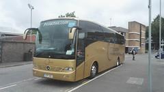 JH Coaches (Woolfie Hills) Tags: travel swansea mercedes alfa coaches jh
