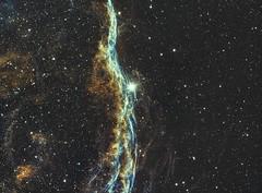 Western Veil Nebula (Isbeorn86) Tags: westernveilnebula veilnebula nebula deepsky astrophotography astrometrydotnet:id=nova1650547 astrometrydotnet:status=solved