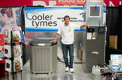 Cooler Tymes HVAC - Maricopa County Home Show (Kataklizmic Design) Tags: coolertymes hvac kataklizmicdesign airconditioner airconditioning vendorbooth heating ventilating homeshow commercial commercialphotography