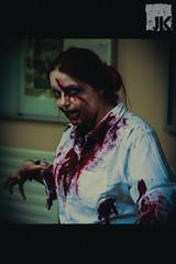 Braaiiiinzzz! (followthewisp) Tags: zombie 2013 canon eos 50d 60mm apocalypse