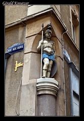 Balade Messine (57) (gerald.kreutzer) Tags: metz 57 57000 lorraine ville monument maison faade glise vathdrale temple neuf rue porte paysage ruelle france balade dcouverte couleur
