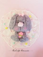 Coelhinho da Páscoa/Bunny Easter (AnnCrafts Artesanato) Tags: bunny easter pattern egg páscoa lamb pdf feltro coelho decoração ovos moldes coelha cordeirinho bonecasfeltro