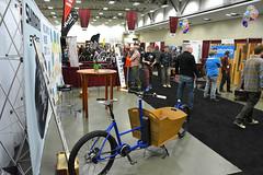 NAHBS2015_0176  Metrofiets and Shimano (kurtsj00) Tags: show bicycle ky frame louisville custom 2015 nahbs metrofiets