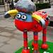 London Shaun In The City, Robo-Shaun By Tim Sutcliffe