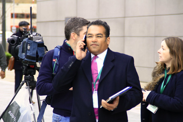 KRISHNAN GURU-MURTHY from Channel 4 News