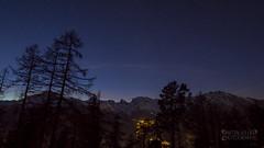 Ciel étoilé à la Tzoumaz (m4rtinovic) Tags: longexposure nightphotography light night stars schweiz switzerland exposure suisse sony wideangle ciel nightlight 28 a7 étoiles valais verbier distagon tzoumaz distagon21