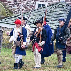CV915 Washington Preparing to Cross the Delaware (listentoreason) Tags: usa history america canon unitedstates pennsylvania military favorites places event revolution americanrevolution reenactment militaryhistory historicalreenactment americanrevolutionarywar washingtoncrossing washingtonscrossing ef28135mmf3556isusm score30 washingtoncrossingthedelaware militarytheater washingtoncrossingpa