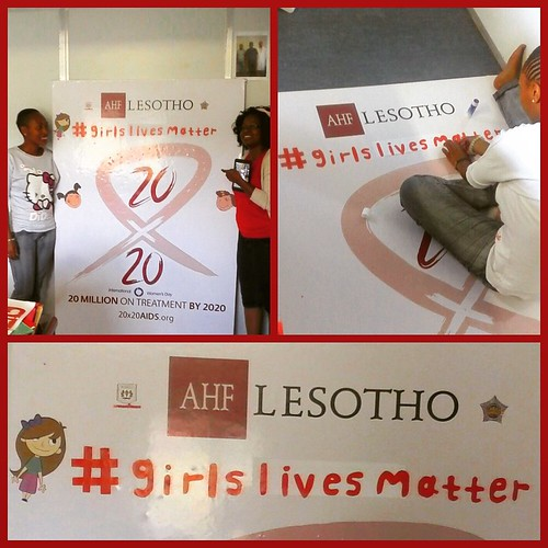 International Women and Girls Day: Lesotho