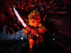 Fire Giant (ridureyu1) Tags: toy toys actionfigure rpg dungeonsanddragons dd dungeonsdragons roleplayinggame pathfinder arneson tsr wizardsofthecoast wotc toyphotography paizo gygax firegiant sonycybershotsonycybershotdscw690