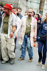 ZomBifff Day (Red Cathedral uses albums) Tags: brussels dead blood cosplay zombie bruxelles eerie gore horror undead brussel larp redcathedral walkingdead zombiewalk zombieparade eventcoverage aztektv zombifff