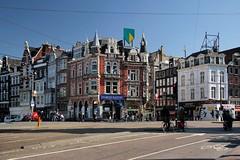 Amsterdam: Muntplein (Jorge Franganillo) Tags: holland netherlands amsterdam nederland thenetherlands holanda pasesbajos