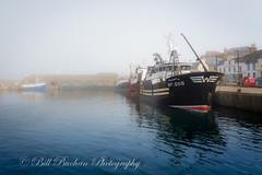 Misty MacDuff (w11buc) Tags: mist harbour macduff banffshire