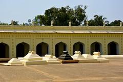 DSC_0074 (drs.sarajevo) Tags: india karnataka srirangapatnam gumbaz mausoleumtipusultan