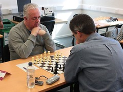 Southend Easter Congress (JustABoy) Tags: ian chess southend hunnable chessengland