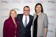 Event Partners, Bank of America: Alan Koenigsberg, Michelle Fullerton and Guest