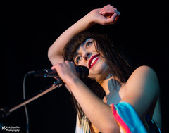 Kimbra @ Neptune Theater (Kirk Stauffer) Tags: show lighting blue portrait musician music woman usa black cute girl beautiful beauty smile smiling lady female wonderful hair lights us photo amazing concert eyes nikon women perfect long pretty tour singing sweet song feminine sassy live stage gorgeous awesome gig great goddess young band adorable jazz pop event wash precious sing singer indie attractive stunning vocalist wa perform lovely bangs fabulous kiwi venue stg darling vocals rb kirk petite stauffer glamorous lovable d4