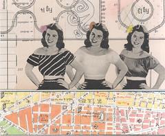 full figured (kurberry) Tags: collage figure cutpaste vintagecollage vintageephemera