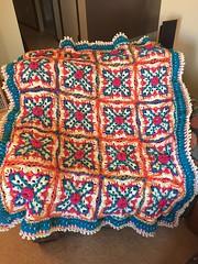 Mandy Carr (The Crochet Crowd) Tags: crochet mikey cal divadan crochetalong yarnspirations cathycunningham thecrochetcrowd michaelsellick danielzondervan freeafghanpattern mysteryafghancrochetalong freeafghanvideo caronsimplysoftyarn