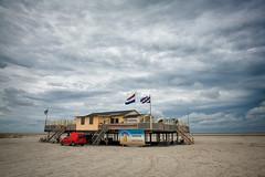 Schiermonnikoog (Andr van Dijk) Tags: sea sky cloud holland beach clouds strand landscape island sand noordzee wolken zee northsea schiermonnikoog landschap zand eiland wolk wolkenlucht