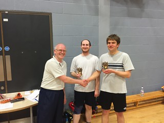 Handicap Tournament - May 2016